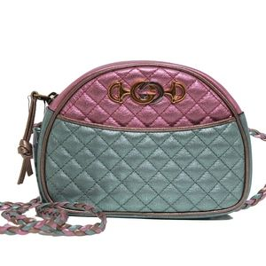 New Gucci Trapuntata Mini Quilted